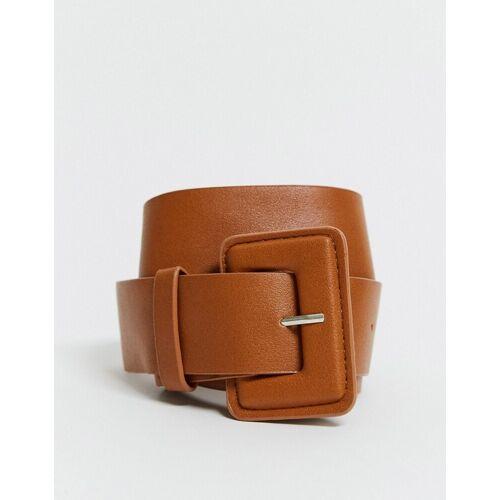 SVNX – Hellbrauner Taillengürtel-Bronze No Size