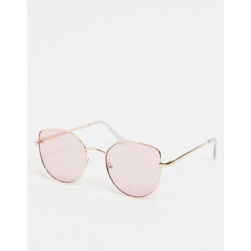 SVNX – Rosa getönte Sonnenbrille No Size