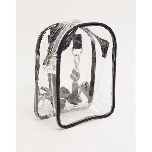 SVNX – Transparenter Rucksack-Keine Farbe No Size
