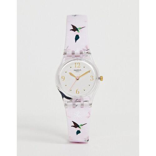 Swatch – LK376 – Armbanduhr-Rosa No Size