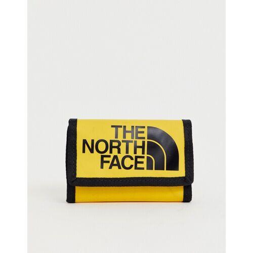 The North Face – Base Camp – Gelbe Brieftasche-Orange One Size