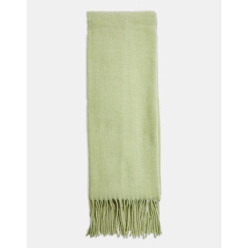 Topshop – Schal in Pistaziengrün One Size