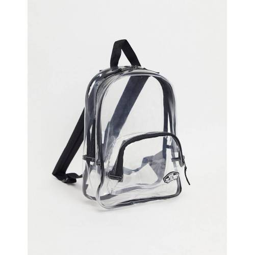 Vans – Clearing – Transparenter Rucksack One Size