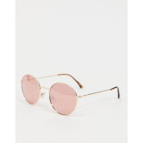 Vans – Glitz Glam – Goldene Sonnenbrille One Size