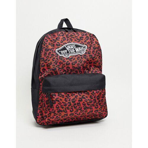 Vans – Realm – Mehrfarbiger Rucksack One Size