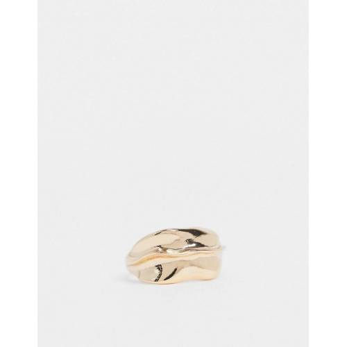 Weekday – Trine – Ring in Gold M/L