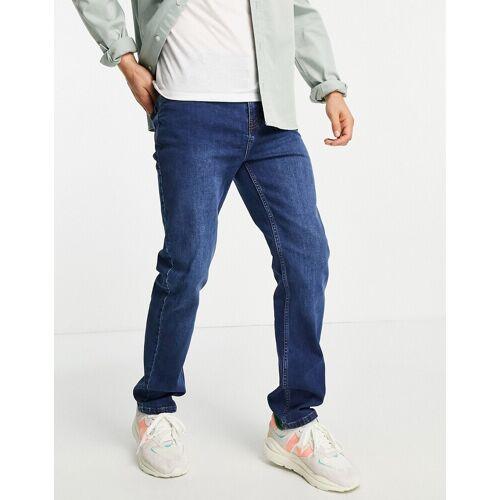 LDN DNM – Dad-Jeans in mittlerer Waschung-Blau W34 L30