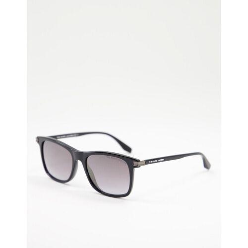Marc Jacobs – 530/S – Sonnenbrille mit eckigen Brillengläsern-Braun One Size