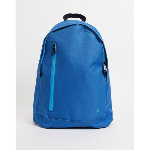 Original Penguin Penguin – Sawyer – Rucksack in Blau One Size