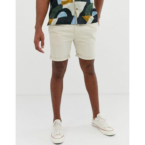 Bellfield – Chino-Shorts in Stone W36 L32
