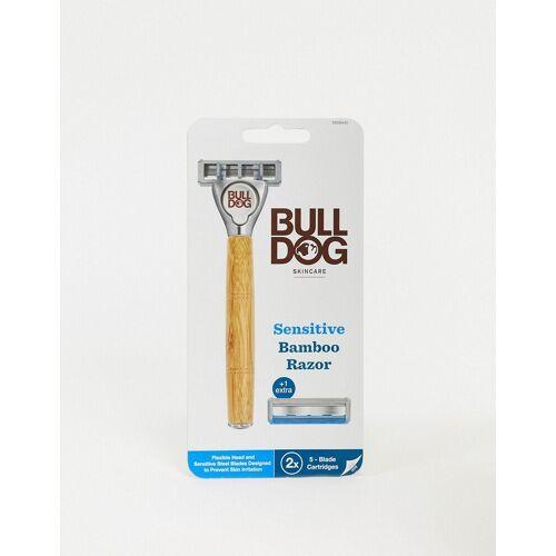 Bulldog – Sensitive – Rasierer mit Bambusgriff-Keine Farbe No Size