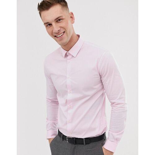 Celio – Schmales, schickes Hemd in Rosa L