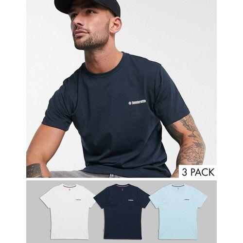 Lambretta – T-Shirt-Mehrfarbig XL
