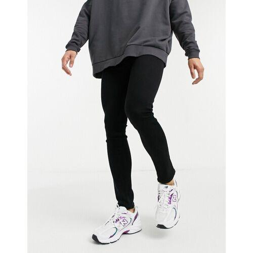New Look – Superenge Jeans in Schwarz W34 L32