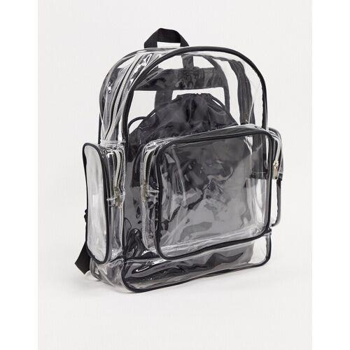 SVNX – Transparenter Rucksack No Size