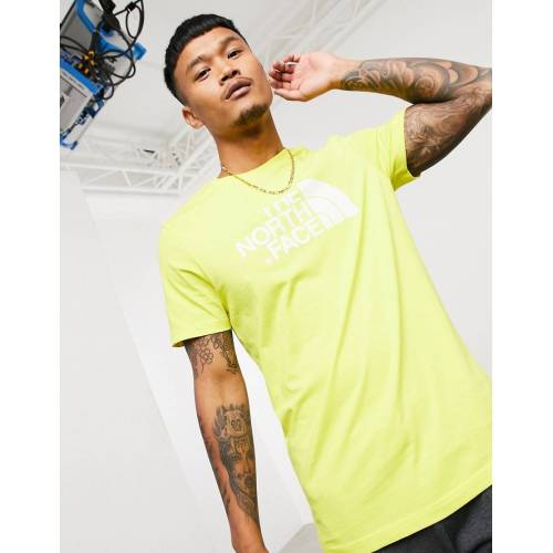 The North Face – Easy – Gelbes T-Shirt XL
