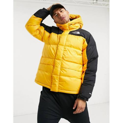 The North Face – Himalayan – Gelber Daunen-Parka M