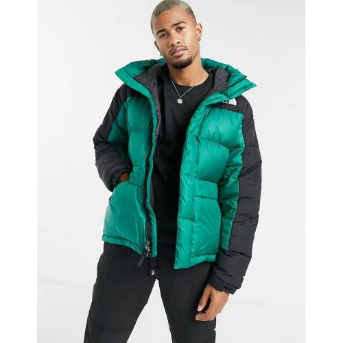 The North Face – Himalayan – Grüner Daunen-Parka L