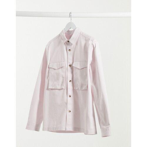 Topman – Hemd in Rosa S