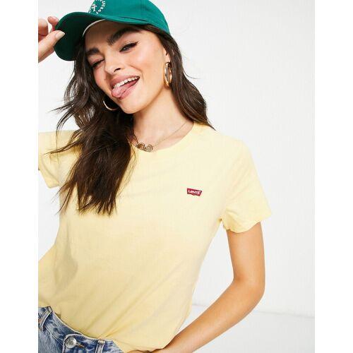 Levis Levi's – Surf – Gelbes T-Shirt XS