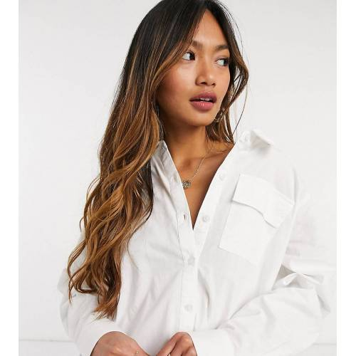 Native Youth - Perfektes Hemd in Weiß XS