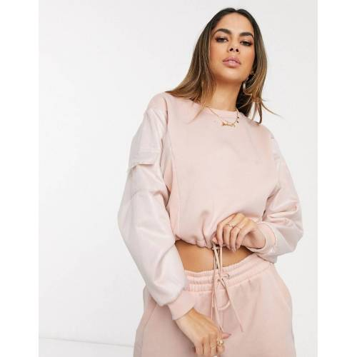BLFD – Lubecker – Sweatshirt-Rosa M