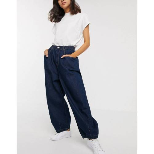 LF Markey L.F.Markey – Fat Boys – Denim-Jeans-Blau W30