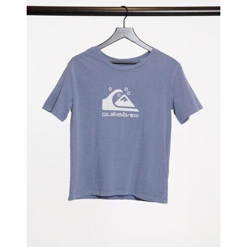 Quiksilver Quicksilver Standard – T-Shirt in Blau S