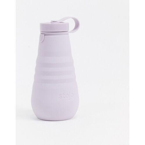 Stojo – Faltbare Trinkflasche in Flieder, 550 ml-Keine Farbe No Size