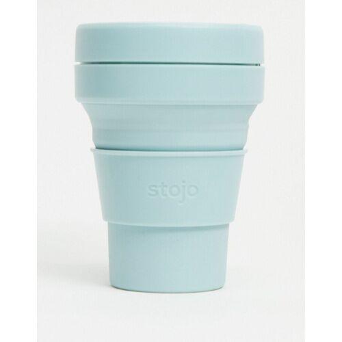 Stojo – Faltbecher in Mint, 12 Unzen-Keine Farbe No Size