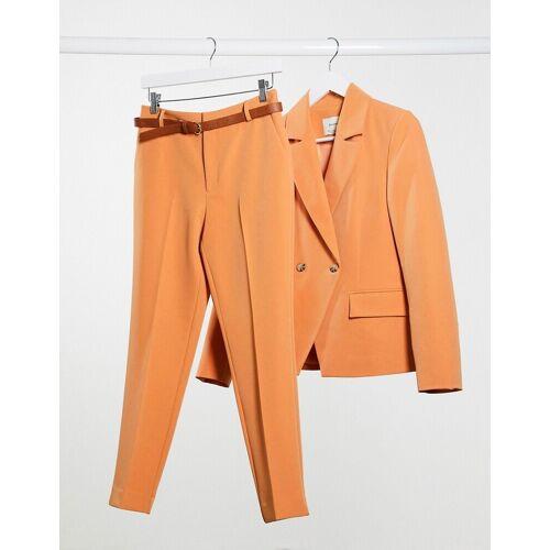 Stradivarius – Hose in Orange 42