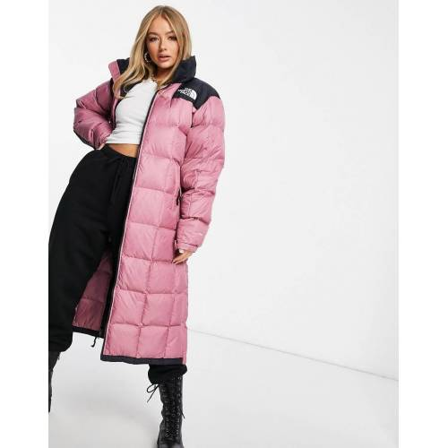 The North Face – Lhotse – Duster-Jacke in Rosa M