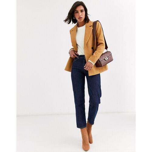 Vero Moda – Taillierte Jacke in Beige L