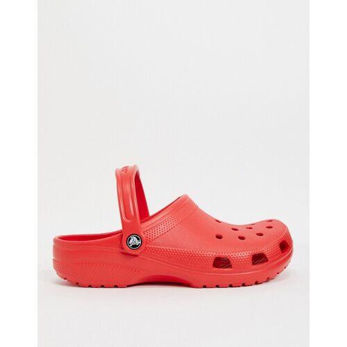 Crocs – Klassische, rote Schuhe 48-49