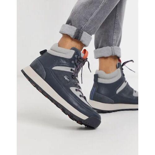 Lacoste – Urban Breaker – Graue Wander-Boots 43