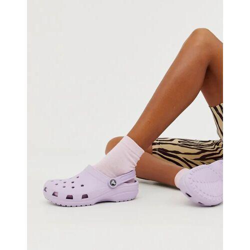 Crocs – Klassische Schuhe in Lila 36-37