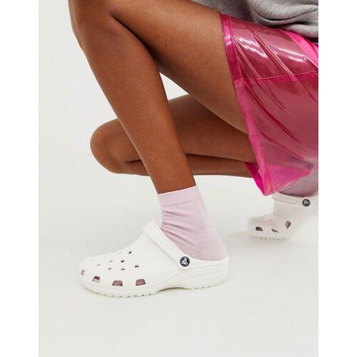 Crocs – Klassische Schuhe in Weiß 37-38