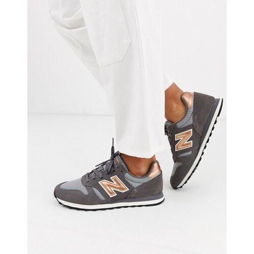 New Balance – 373 – Sneaker in Roségold 35