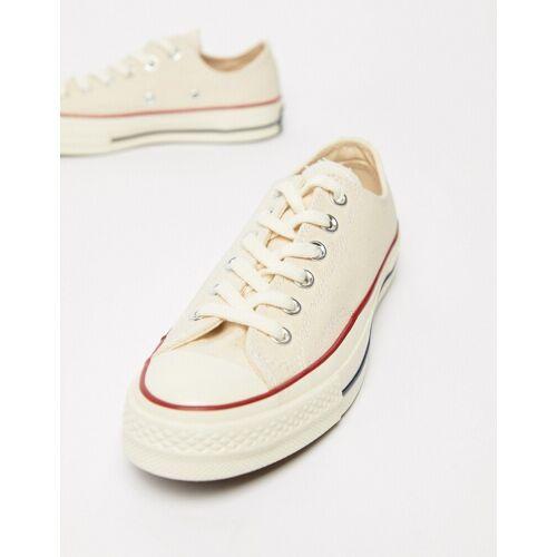 Converse – Chuck '70 Ox – Sneaker in Creme-Cremeweiß 37.5