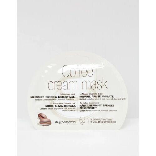 MasqueBAR Creme-Maske mit Kaffeeextrakt-Keine Farbe No Size