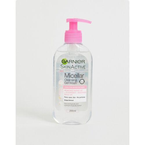 Garnier – Mizellen-Gesichtsreinigungsgel für empfindliche Haut, 200 ml, £4.99-Keine Farbe No Size