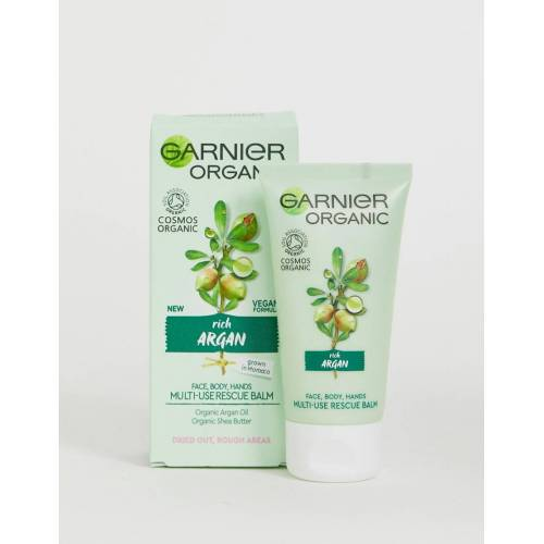 Garnier – Organic – Balsam mit Arganöl für Gesicht, Körper und Hände, 50 ml-Keine Farbe No Size