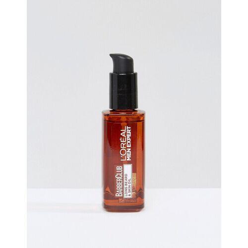 L'Oreal Men Expert L'Oreal Men – Expert Barber Club – Bartöl, 30 ml-Keine Farbe No Size