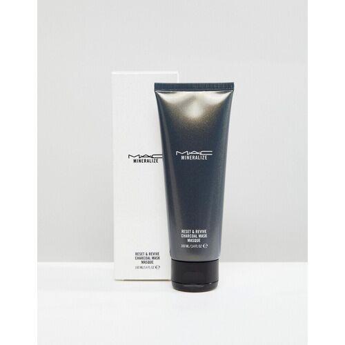 MAC – Mineralize – Reset & Revive Gesichtsmaske mit Aktivkohle-Keine Farbe No Size