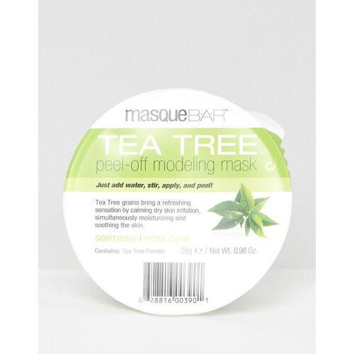 MasqueBAR – Modellierende Gesichtsmaske mit Teebaumöl-Keine Farbe No Size