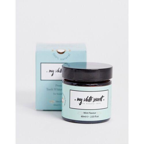 My White Secret – Premium – Zahnaufhellendes Pulver-Keine Farbe No Size