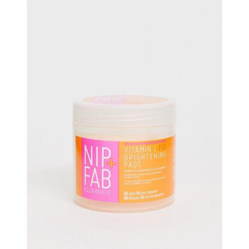 NIP+FAB – Vitamin C Fix – Aufhellende Pads-Keine Farbe No Size