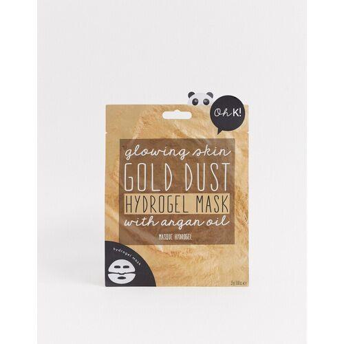 Oh K! – Gold Dust – Hydrogel-Maske-Keine Farbe No Size