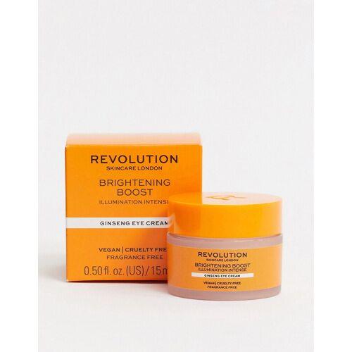 Revolution Skincare – Aufhellende Augencreme mit Ginseng, 15 ml-Keine Farbe No Size