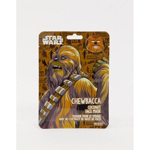 M.A.D Beauty Star Wars – Chewbacca – Gesichtsmaske-Keine Farbe No Size